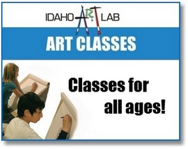 Art Classes - $25/month